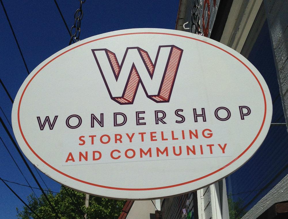 Wonder story sign.jpg