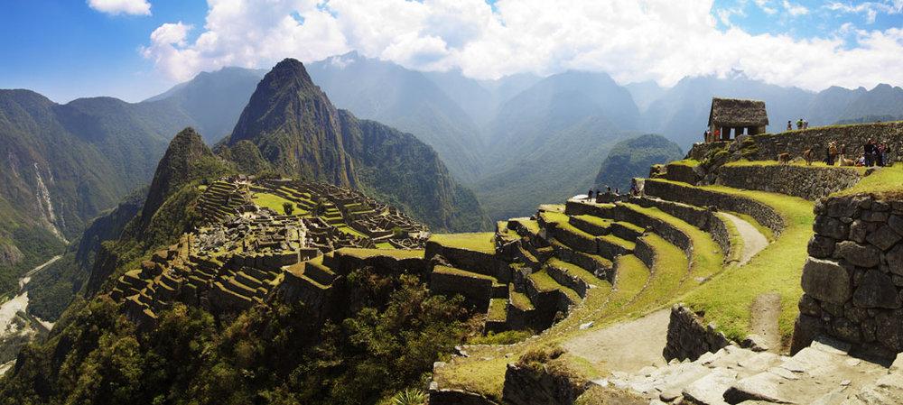 Machu Picchu & Peru -