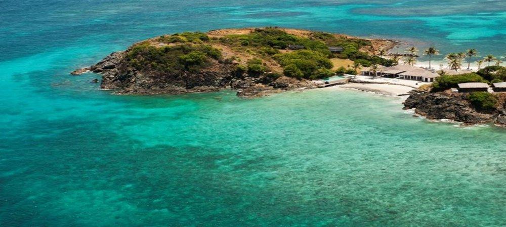 Mustique Island -
