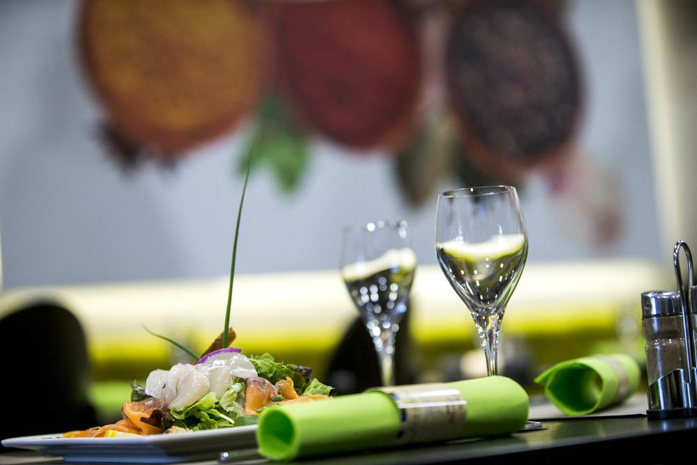 Restaurant Maître Restaurateur à Granville
