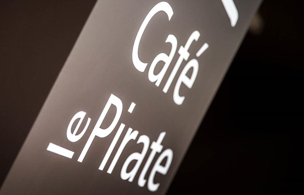 Café le Pirate conditions générales d'utilisation