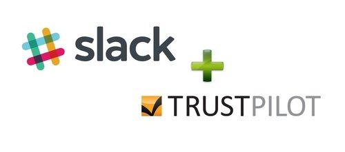 Intégrez Trustpilot dans Slack - expérimentation API