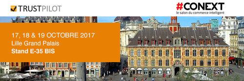 RDV avec Trustpilot à Lille au VAD #Conext 2017