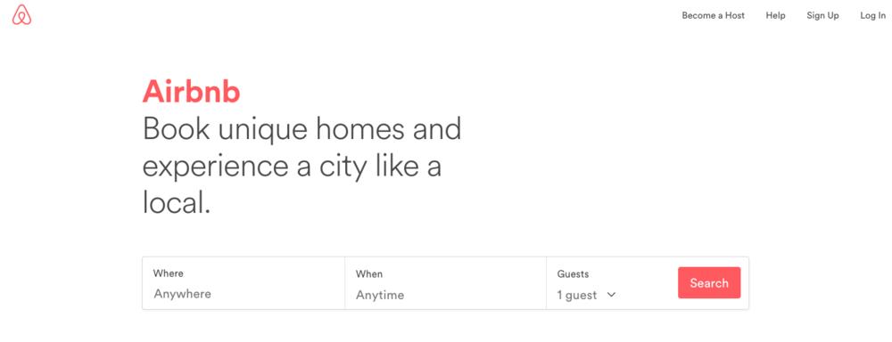 Airbnb utilise la fidélisation client et la recommandation pour construire une réputation forte dans le monde entier