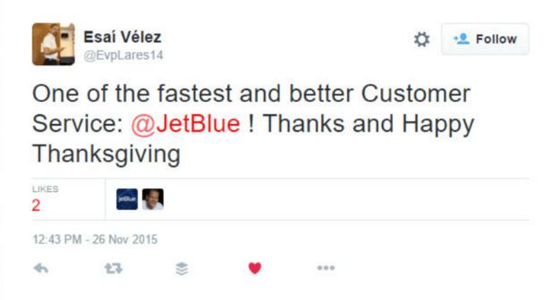 flux twitter satisfaction client