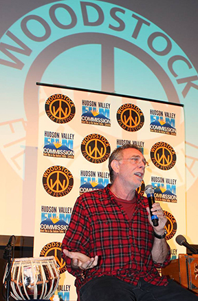 Krishna Das at WFF 2012