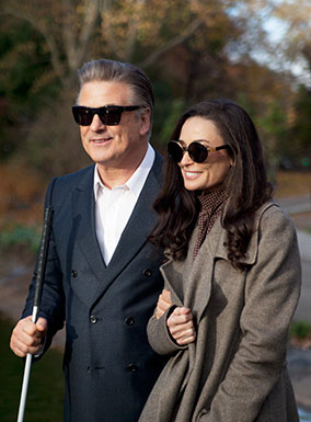 Blind (Opening night film), starring Alec Baldwin and Demi Moore