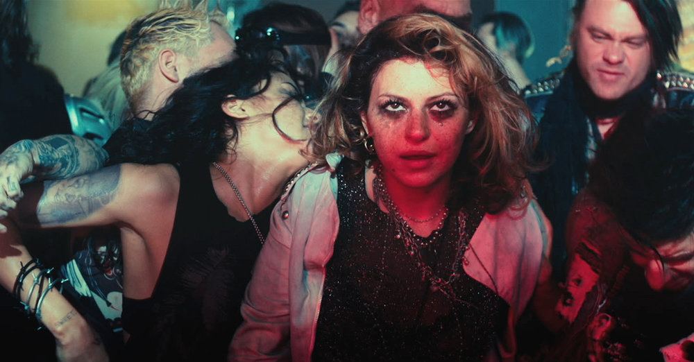 Alia Shawkat in Paint it Black, directed by Amber Tamblyn