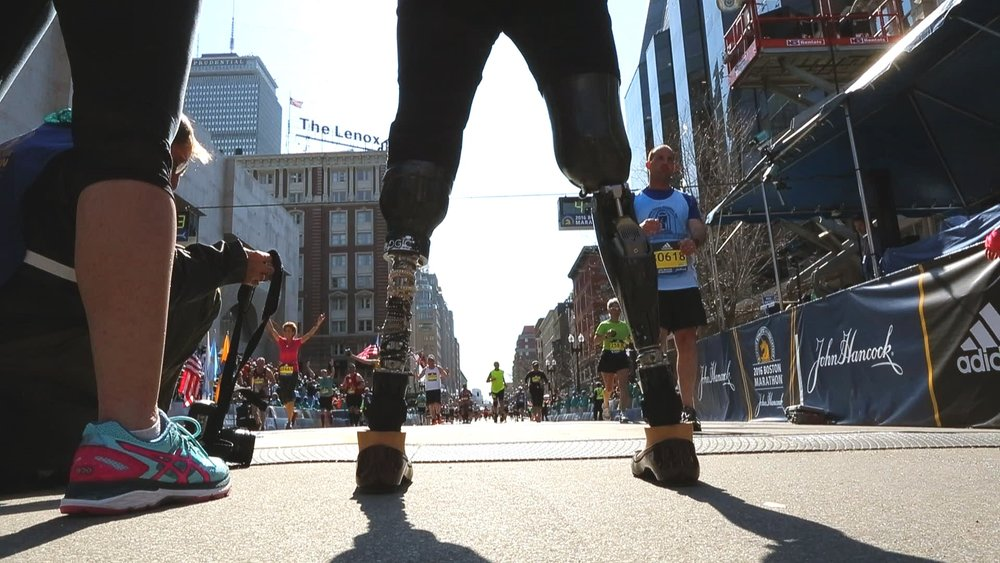 MARATHON: The Patriots Day Bombing, directed by Ricki Stern and Annie Sundberg