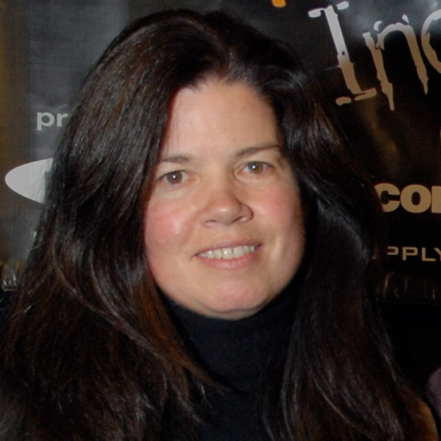 Pamela Yates at the 2006 Woodstock Film Festival.