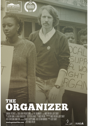 The Organizer - Directed by Nick Taylor  USA, Canada / 2017 / 96 minutes