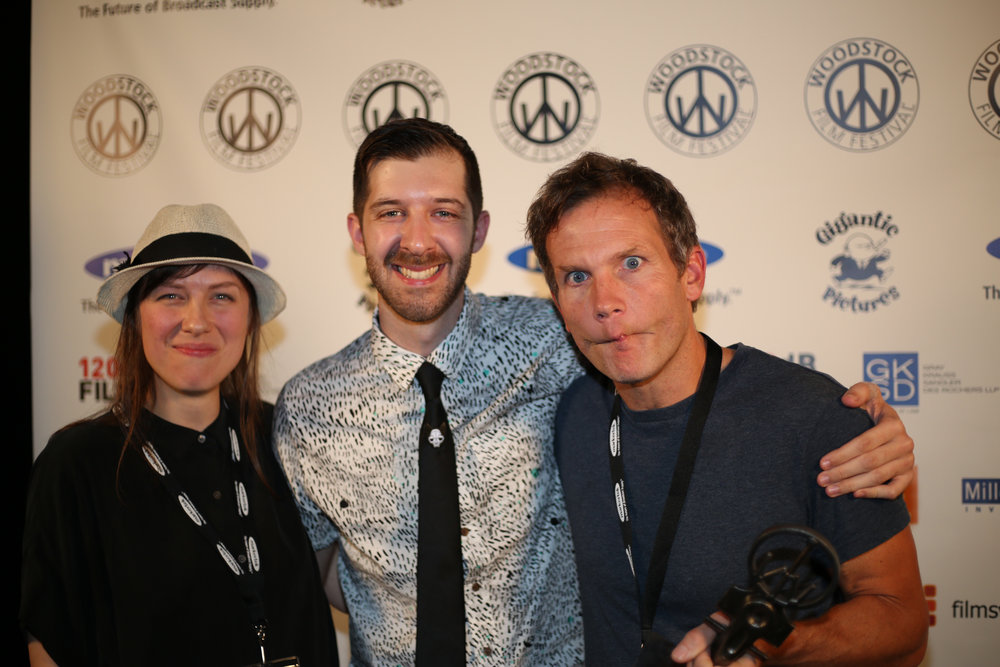Noelle Melody, Peter Ahern, and Patrick Smith. PITTARI won Best Animated Short