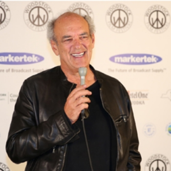 2017 Woodstock Film Festival Trailblazer Award winner Shep Gordon