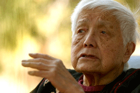 Winner American Revolutionary: The Evolution of Grace Lee Boggs, directed by Grace Lee..