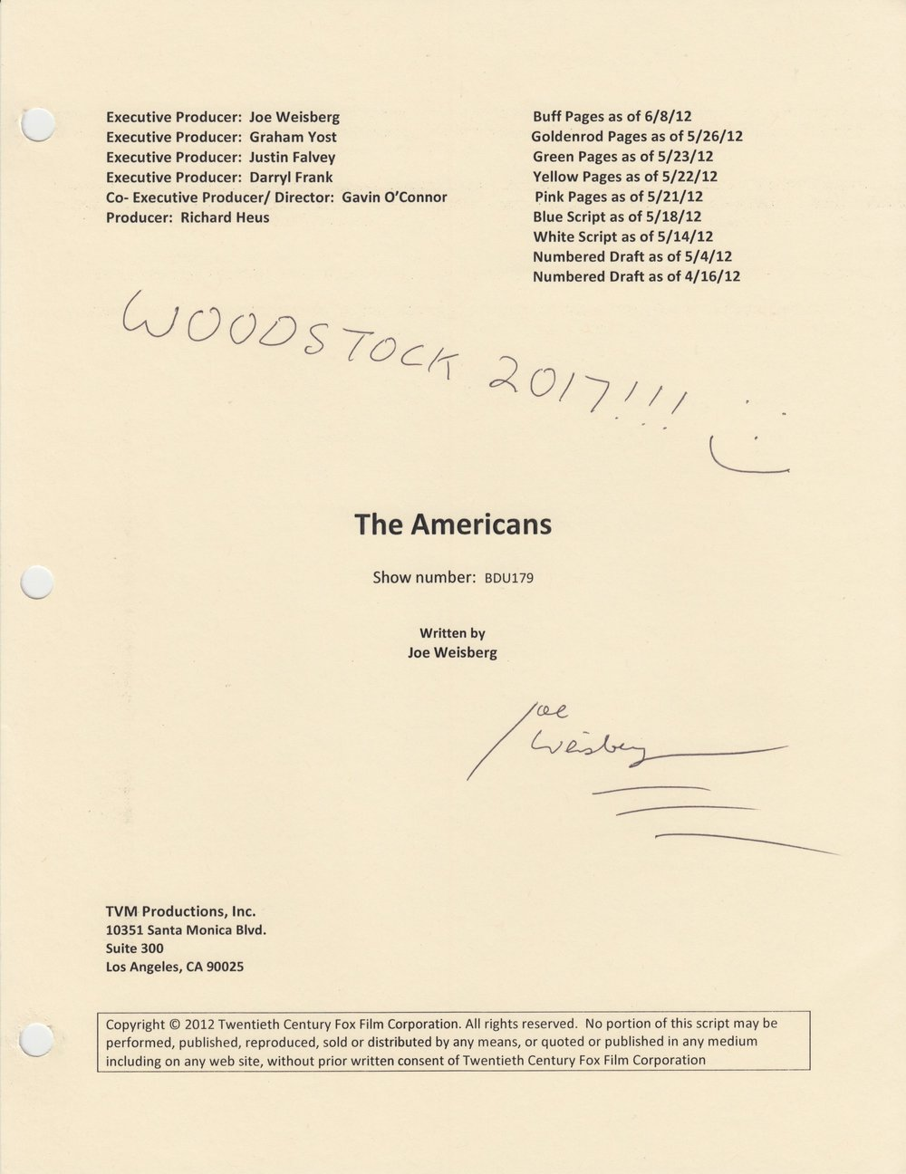 The Americans Signed Script.jpeg