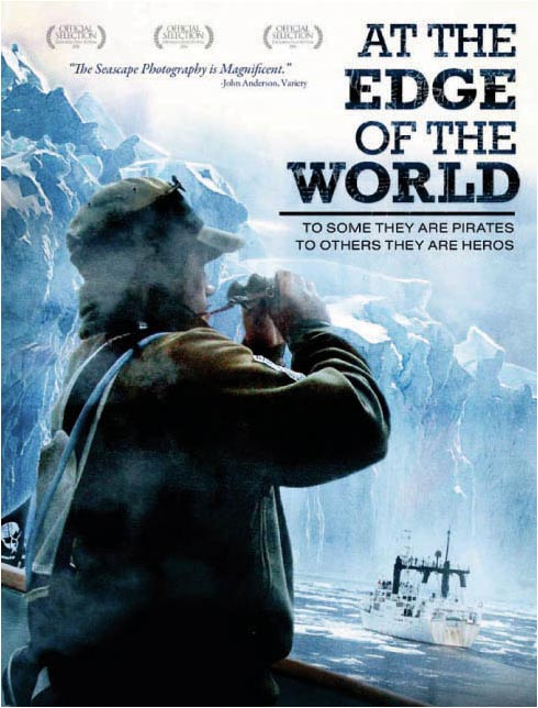 At the Edge of the World    directed by Dan Stone, Patrick Gambuti Jr. (co-director) Cinematographer(s):  Daniel Fernandez, Tim Gorski, Simeon Houtman, James Joyner, Jonathan Kane, Mathieu Mauvernay, Rip Odebralski