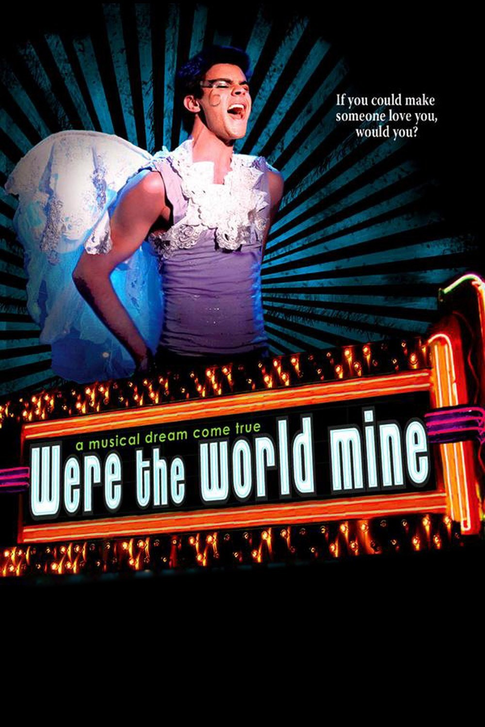 Were the World Mine  directed by Tom Gustafson Edited by Jennifer Lilly