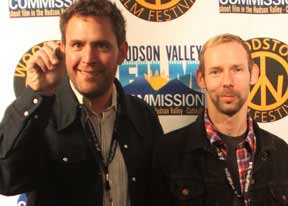Donal Mosher at the 2009 Woodstock Film Festival