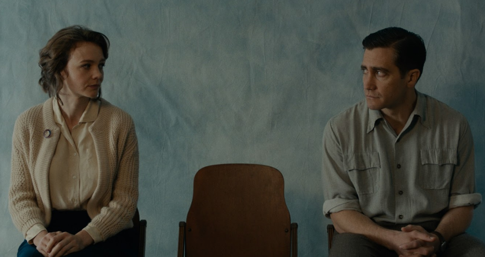 Carey Mulligan and Jake Gyllenhaal in Wildlife, directed by Paul Dano
