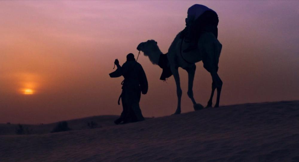 Black Spirit, directed by Chakib Taleb-Bendiab
