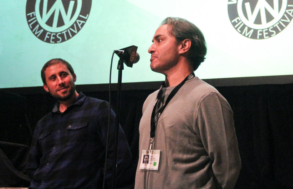 Matt Green and Jeremy Workman