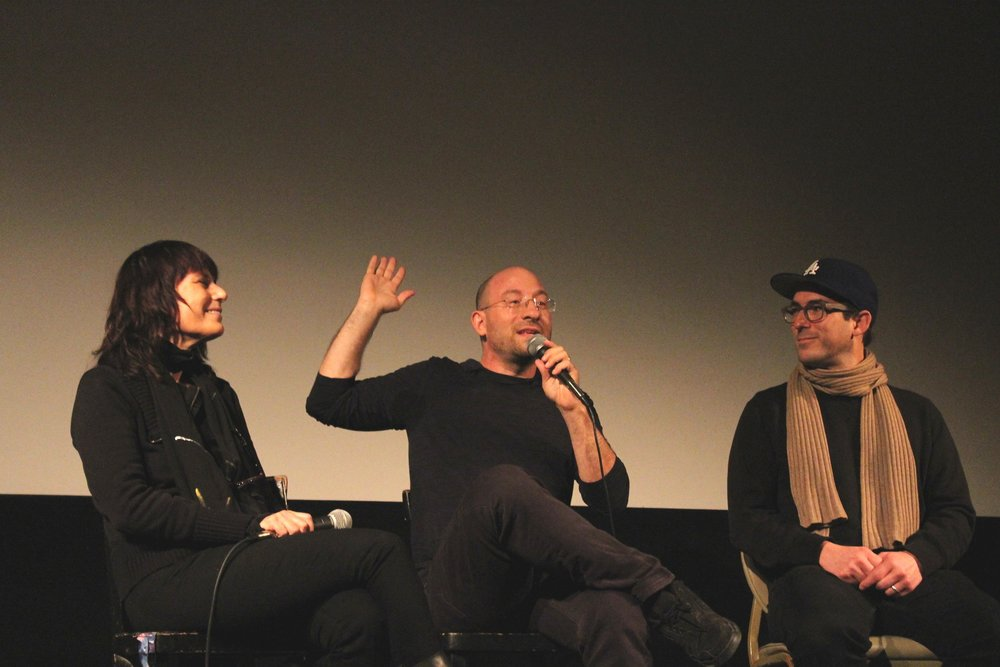 Meira Blaustein, Paul Starkman, and Neal Usatin