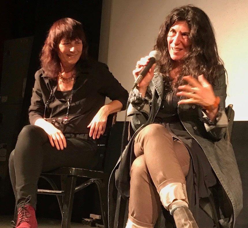 Meira Blaustein and Debra Granik