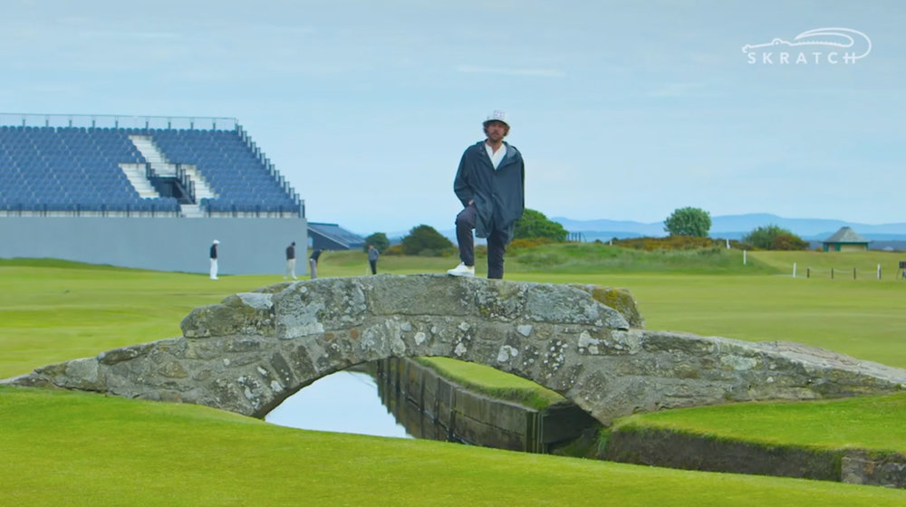 The Old Course at St. Andrews & The Legend of Tom Morris