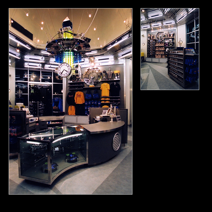 Terminator 2 Retail Store