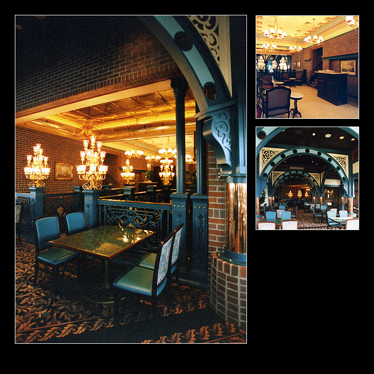 Lombards Landing Restaurant