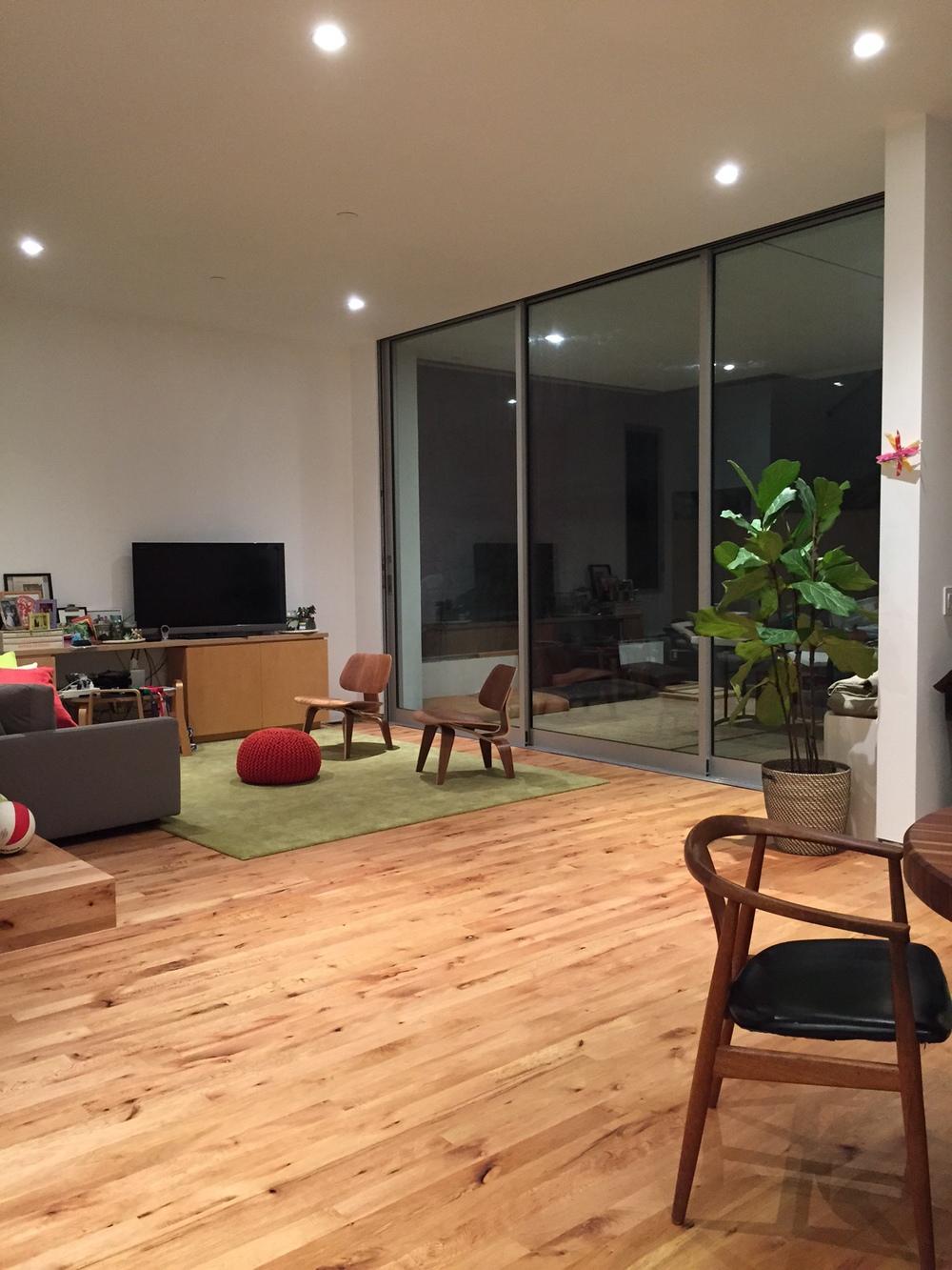 Flaxton:  Interior