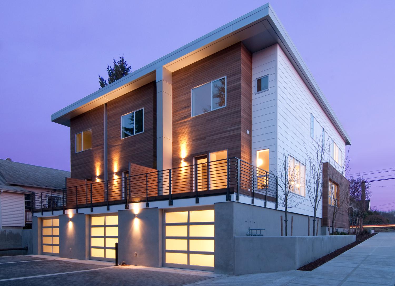 Modern Architecture Portland sum design studio + architecture