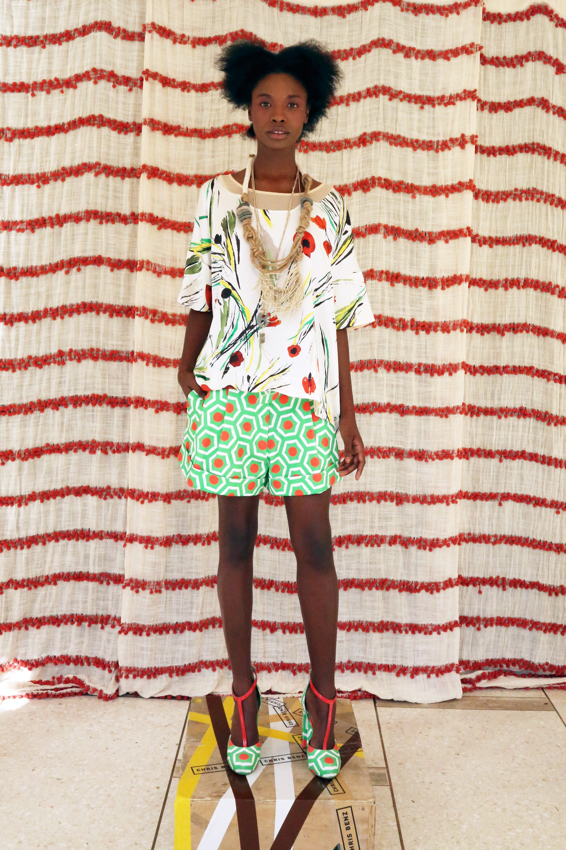 Chris Benz Spring/Summer 2013 - Photo by Whitney S. W.