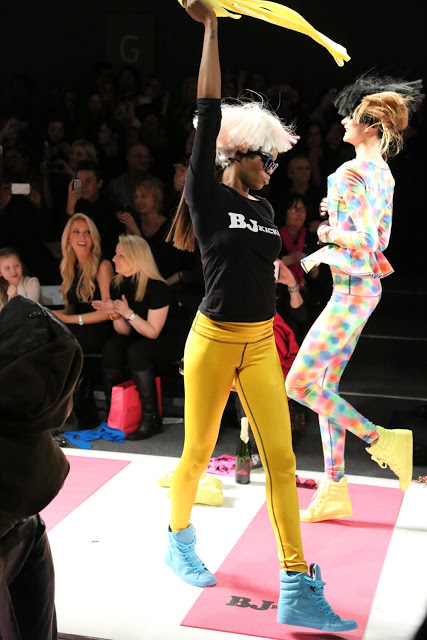 Betsey Johnson FW 2013_BJ Kicks A_Photo by Whitney S W_A LA LADYWOLF blog