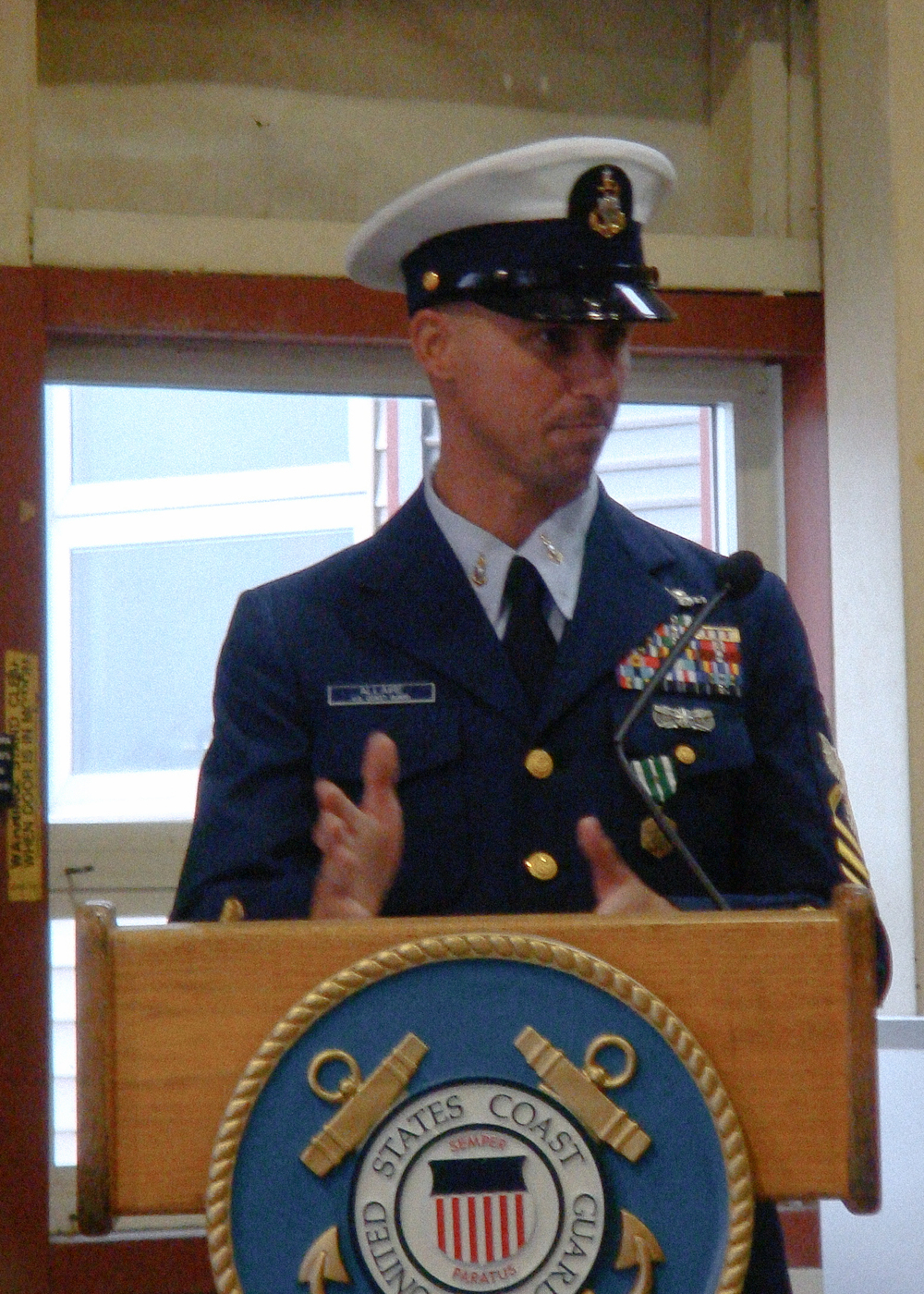 Retirement after 20 years in the uscg