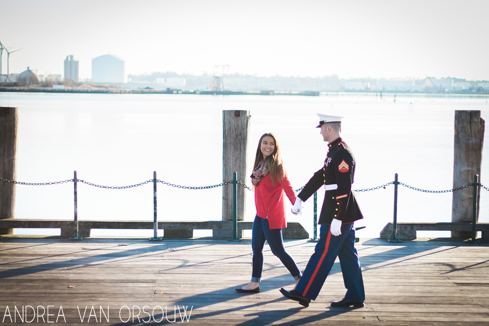 engagement_session_pier_rhode_island_marine_Red.jpg