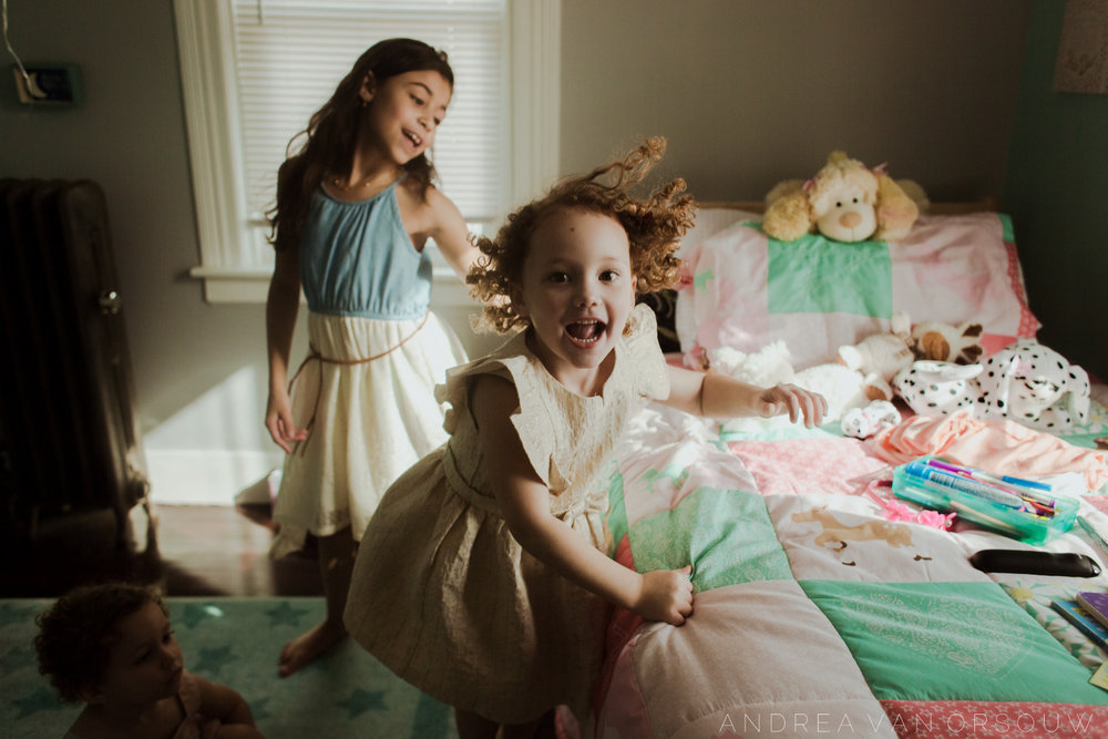 jumping_on_bed_kids_playing_curls_life_style_session_dancing_fun_new_england_Wedding_photographer.jpg