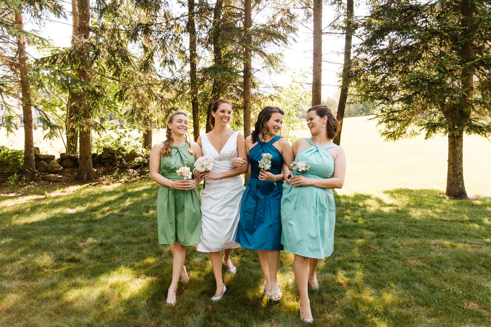 brides-maids-different-color-dresses-colorful-summer-wedding-rehboth-new-england-francis-farm .jpg