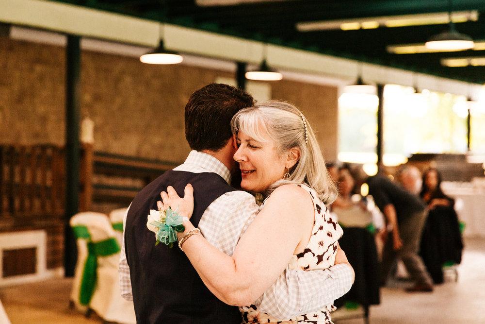 Mother Son Dance At Wedding Reception Gallery - Wedding Decoration Ideas