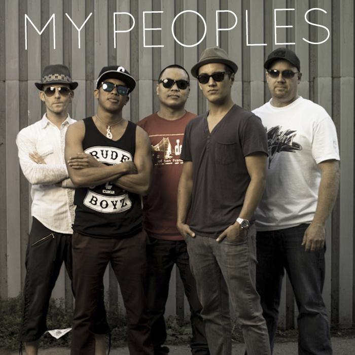 My Peoples   - SF Based Reggae Rock Band
