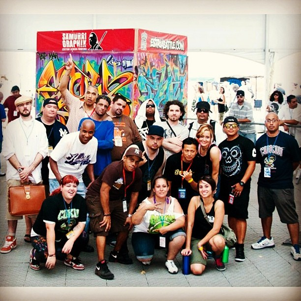 Estria Invitational Graffiti Battle   - Nationwide Graffiti Competition Fostering Art In Urban Communities (defunct 2013)
