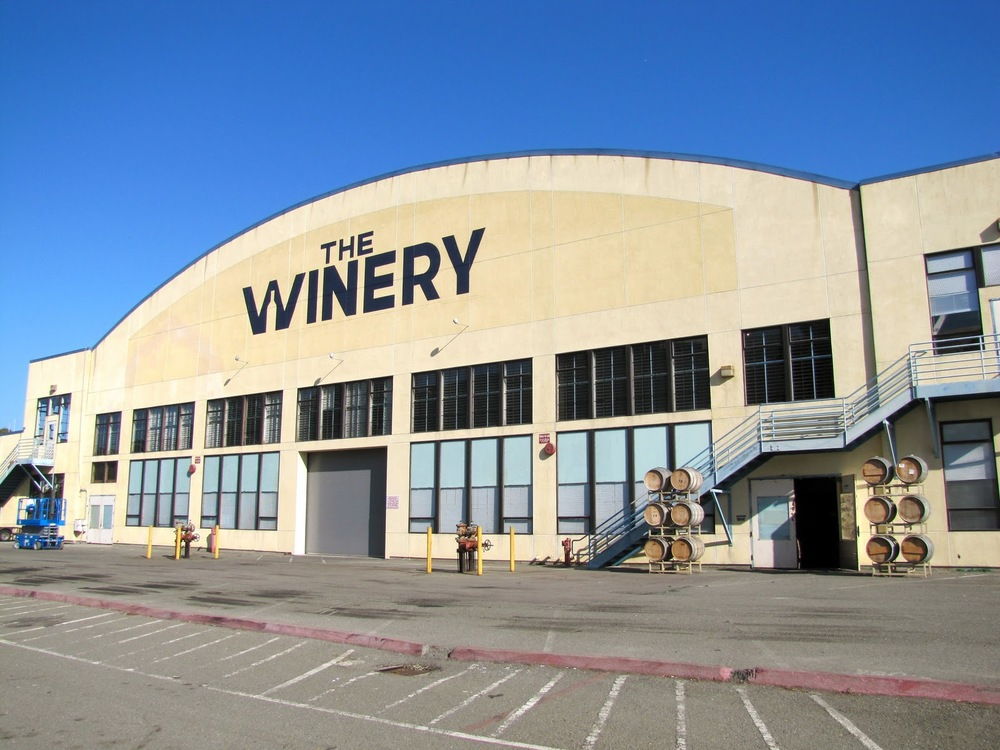 Winery SF   - Treasure Island's Premiere Winery