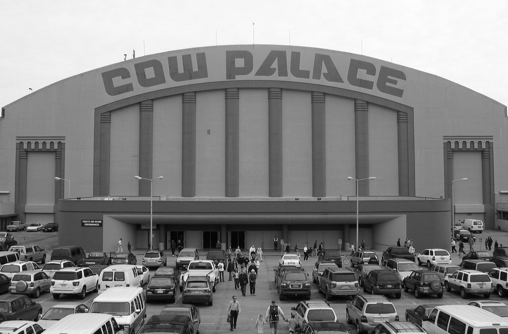Cow Palace Arena & Event Center- An Iconic Venue In The Heart of the Bay,and Home of the Grand National Livestock Exposition, Horse Show, and Rodeo