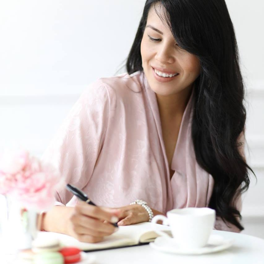 Ruby Veridiano - Writer, Fashion Correspondent, Speaker, and Founder of the Glamourbaby Diaries, a women's empowerment writing program.Based in Paris, France.