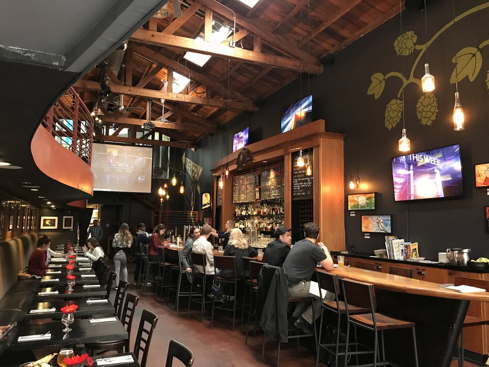 Social Kitchen and Brewery -  The Sunset's Destination for Craft Beer in San Francisco, and home of Award Winning Brewmaster, Kim Sturdavant.