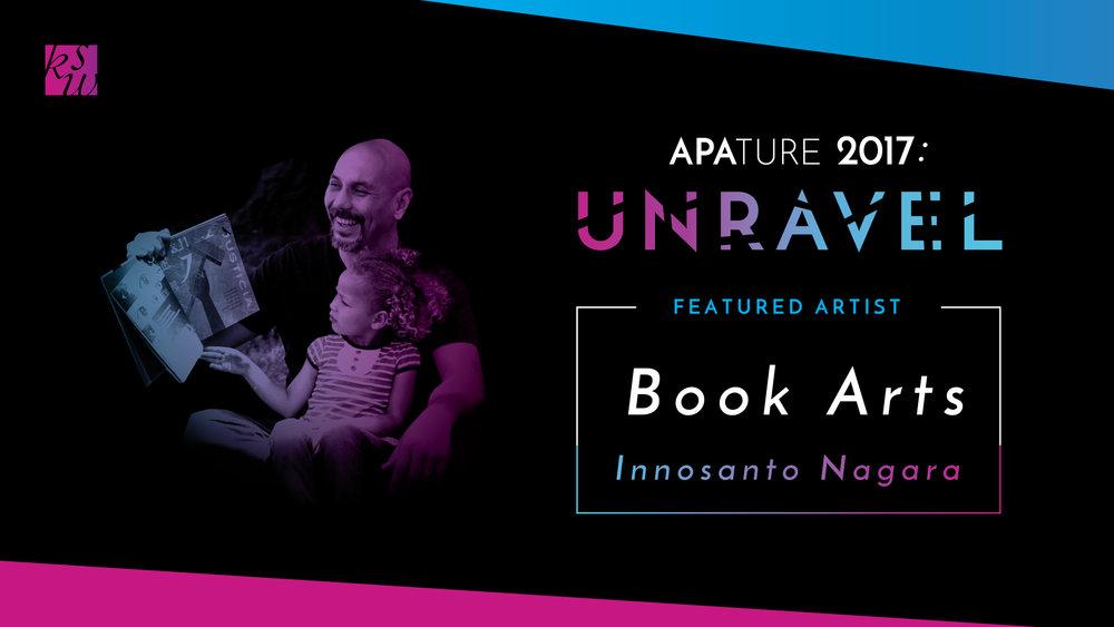 Book Arts Showcasefeat. Innosanto Nagara, co-presented by SFPL - Sunday, October 15th, 1 - 4pmArc Gallery & Studios, 1246 Folsom St., San Francisco, CA 94103