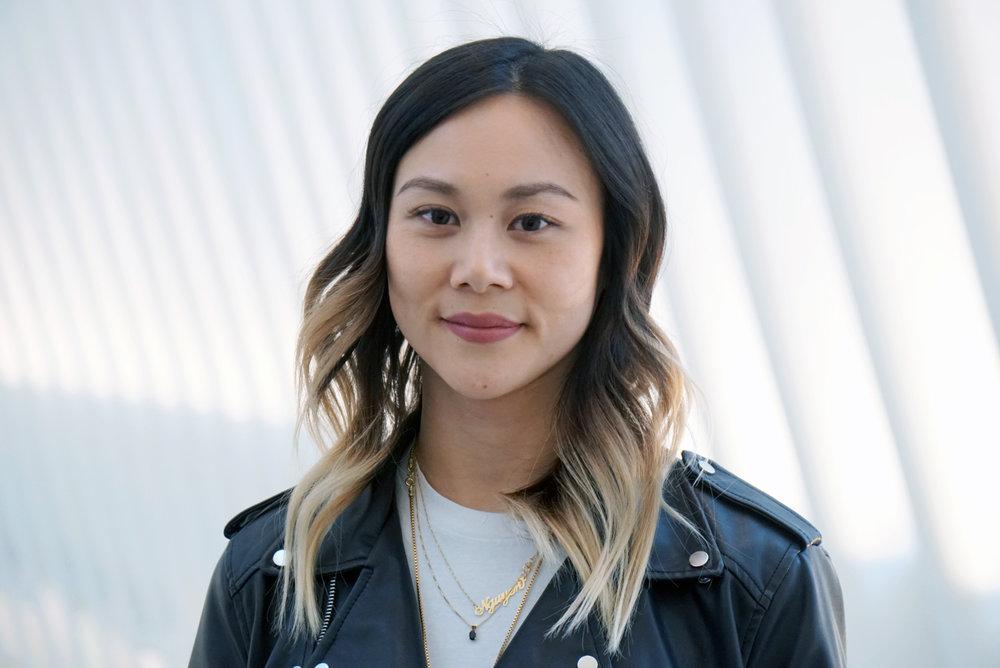 Sahra V Nguyen - Director, Writer, Speaker, Entrepreneur, and Creative Producer. Founder of One Ounce Gold. Based in Brooklyn, New York.
