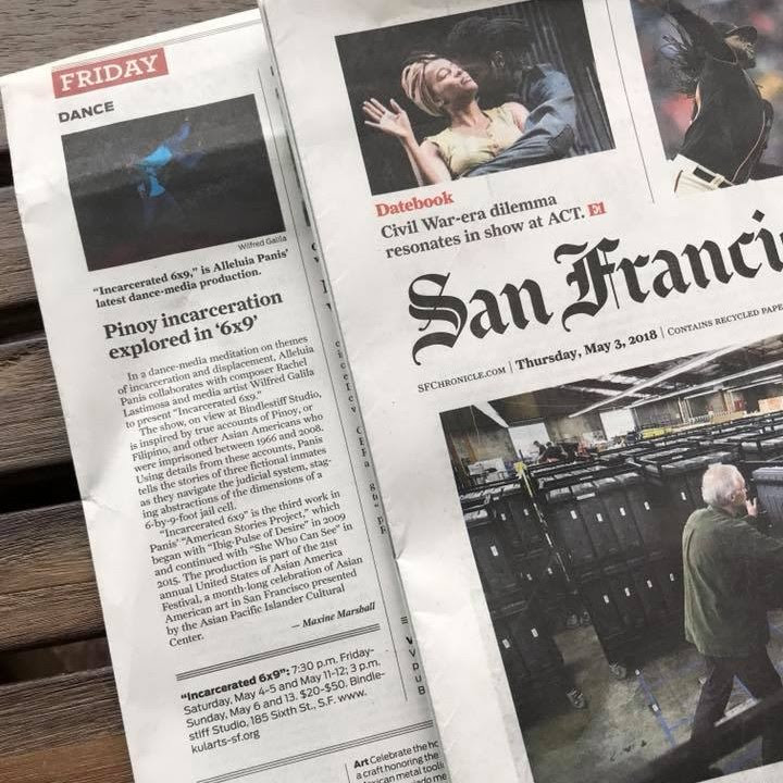 Kularts in the news in the SF Chronicle Datebook section.