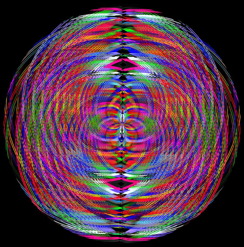 Complex Circles 1