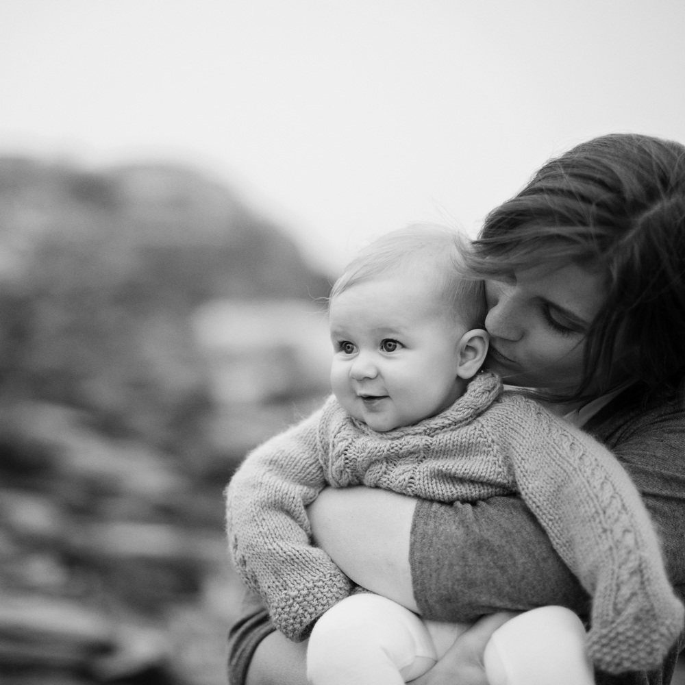 Cape Elizabeth Maine Family and Baby Photography by Tiffany Farley